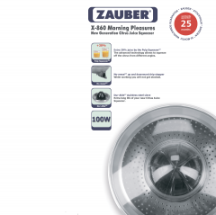 Zauber X-860 Morning Pleasures
